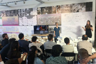 Ricastudio invited to CCA Final Reviews in San Francisco