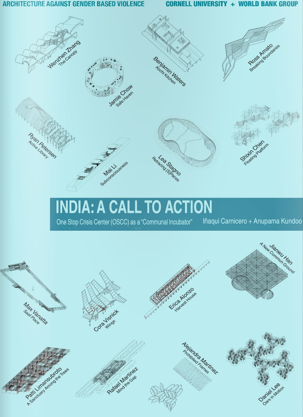 India: A call to action. Option Studio Cornell University