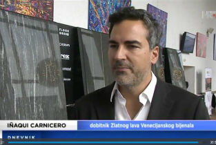 After participating in ¨Days of Oris¨ in main News on Croatian television