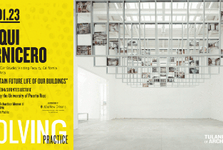 Iñaqui Carnicero invited to Tulane University Lecture Series 2017