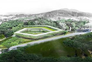 Dalseong Citizen's Gymnasium competition korea