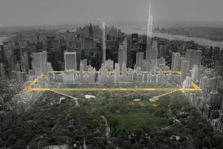 """The Golden Loop"" proposal for Manhattan"