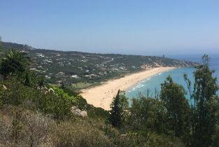 Super excited about Ricastudio new commission overlooking Playa de los Alemanes in Cadiz, Spain