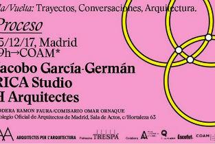 rica studio in conversation with h arquitectes and García German