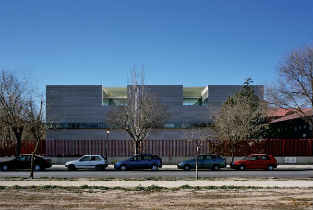 High School in Albacete