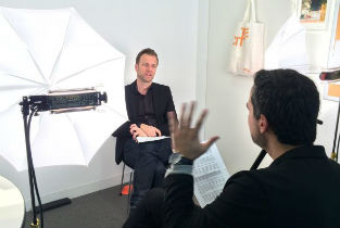 Interviewing Martino Stierli, Chief Curator for Architecture and Design at moma