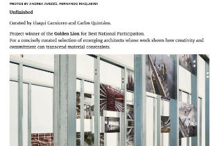 Divisare 15 Biennale di Venezia. Spanish Pavilion