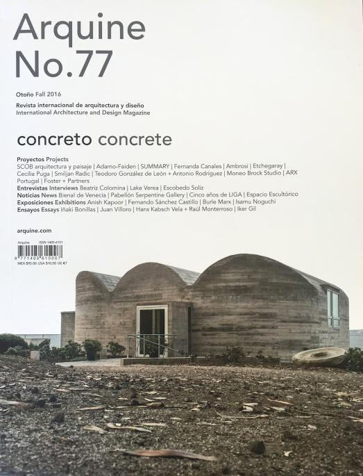 Arquine Magazine interviewing Iñaqui Carnicero on the Venice Biennale