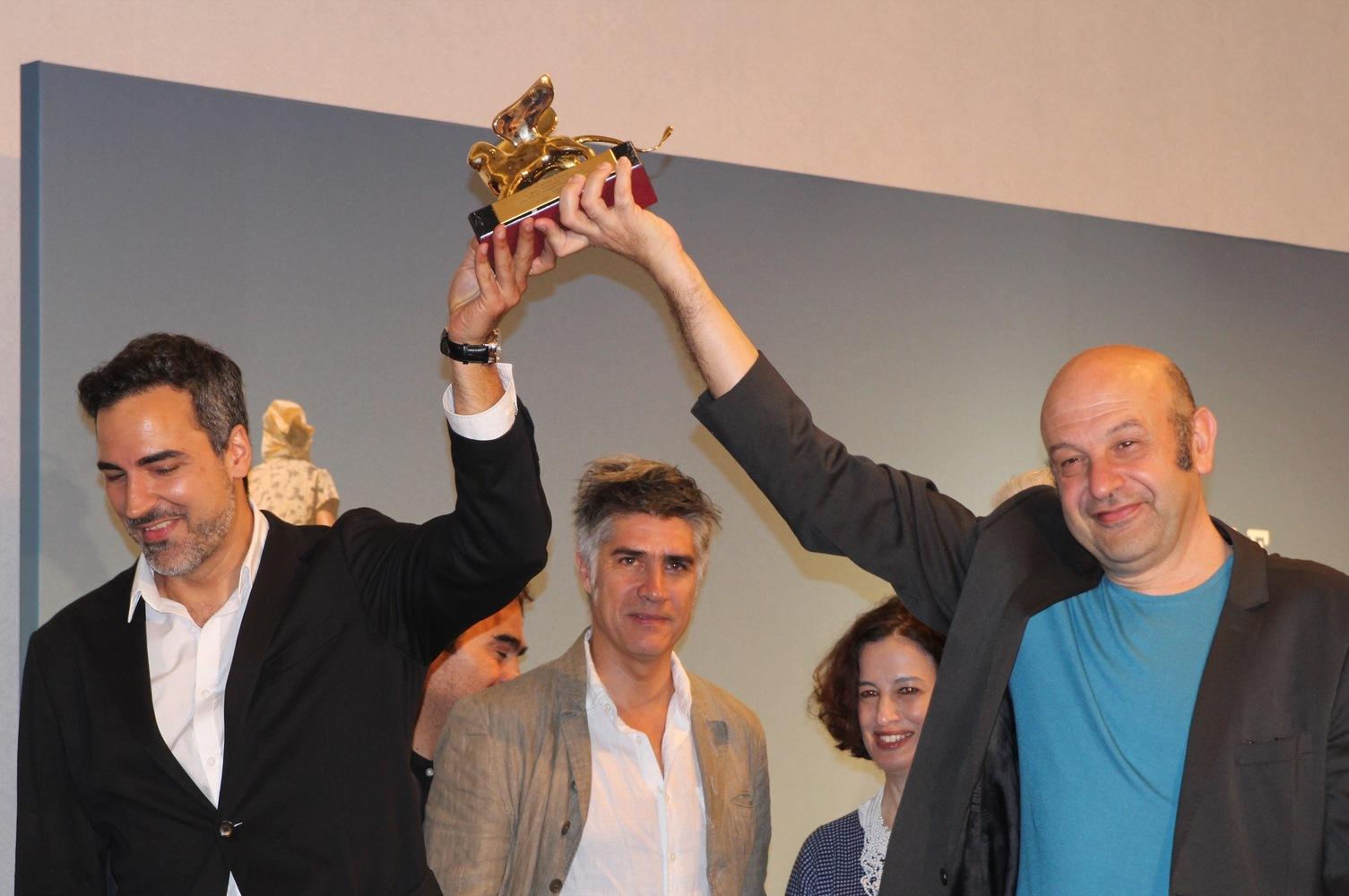 Imagen Subliminal nos propone una nueva mirada de UNFINISHED, el León de Oro español en la XV Bienal de Venecia