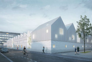 RICA + Fuso shortlisted for the New Pleyel School in San Denis, Paris