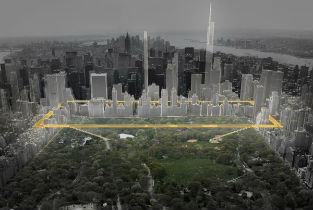 """The Golden Loop"" proposal for Manhattan"