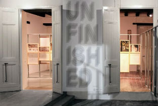 Ricastudio designs the adaptation of the Unfinished Exhibition at the Venice Biennale 2016 to Casas XVI in Santo Domingo