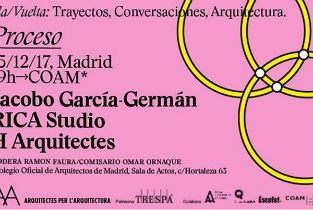rica studio in conversation with h arquitectes and García German