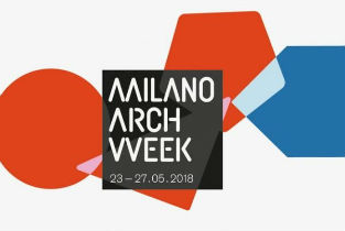 Carnicero and del Río lecturing at the Milano Architecture Week 2018