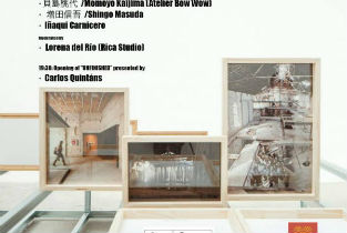 with Atelier Bow Wow and Masuda on Architectural Strategies Under Constraint